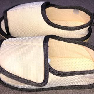介護シューズ 22.5〜23.5cm - 靴/バッグ