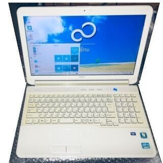 日本製 富士通 LIFEBOOK改21 Core i7 SSD ...