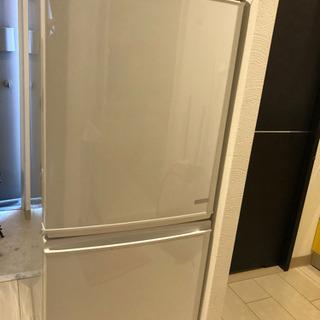 SHARP2016年製 冷蔵庫の画像