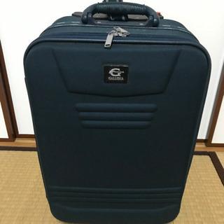 軽量ソフトスーツケース