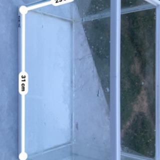 ガラス水槽小型