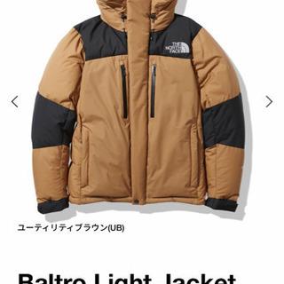 【ネット決済・配送可】バルトロライトジャケット ノースフェイス