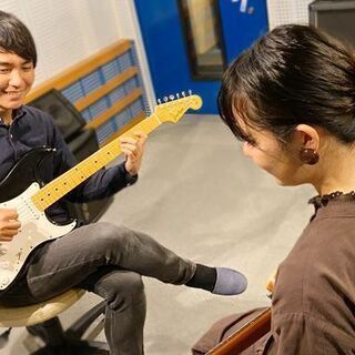 エレキギター教室 - Studio NU-VU (スタジオヌーブ)