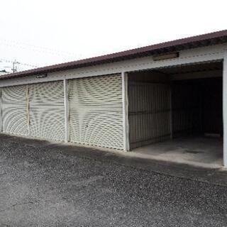 車庫、倉庫貸します  加須市