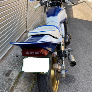 Zrx400 バイク 車検付き! - 名古屋市