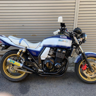 Zrx400 バイク 車検付き!の画像