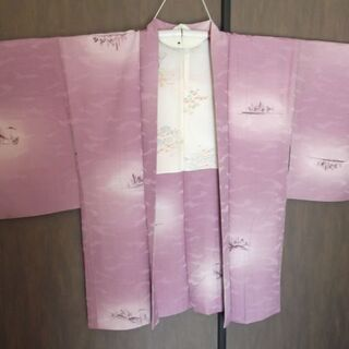 正絹 羽織