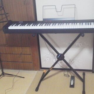 【取引終了】KORG 電子ピアノ SP-100 88鍵 超美品セ...