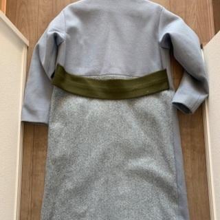 オズモーシス コート バイカラー - 服/ファッション