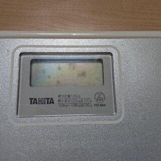 TANITA 体重計 - 仙台市