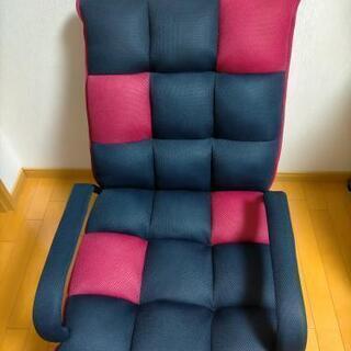 ドウシシャ 肘付き高座椅子