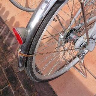 決定しました。自転車 26インチ 白 − 愛知県