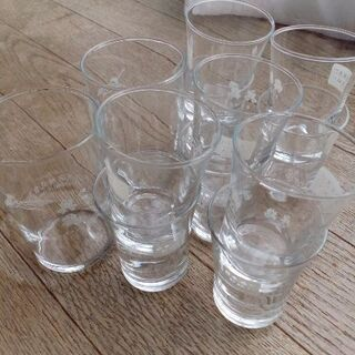 奥鶴 グラス 12個セット