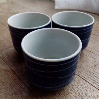 湯呑茶碗 3個セット