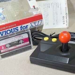 【苫小牧バナナ】動作品 電波新聞社 ゼビウス for X1…