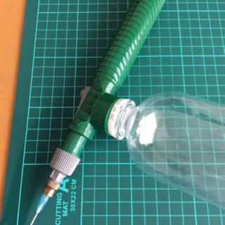 津本式風 ペットボトル加圧式血抜き