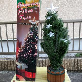 ゴージャスファイバークリスマスツリー