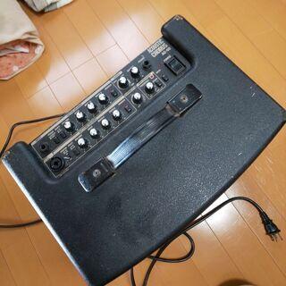 ローランド AC-60(アコギ用アンプ)¥5000