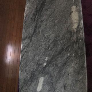大理石天板テーブル