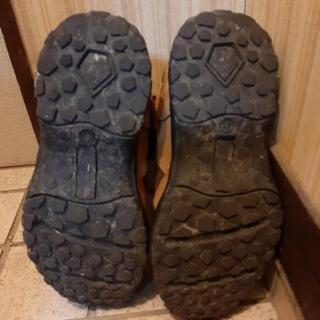 激安並上キャメル ブーツ26cm − 高知県
