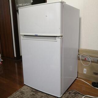 冷蔵庫 ハイアール 2016年製 85L