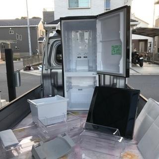 2018年製三菱冷凍冷蔵庫146L美品。千葉県内配送無料。設置無料。 - 千葉市