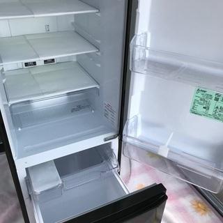 2018年製三菱冷凍冷蔵庫146L美品。千葉県内配送無料。設置無料。 - 家電