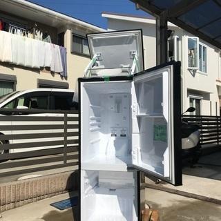 2018年製三菱冷凍冷蔵庫146L美品。千葉県内配送無料。設置無料。 − 千葉県