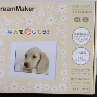 ☆最終値下げ!1,000円売り!DreamMaker デジタルフ...