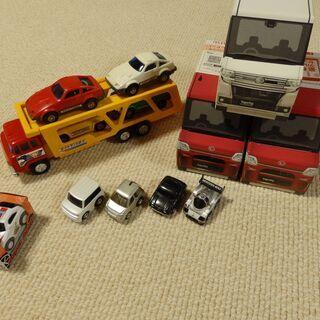 車のおもちゃ(まとめて500円)