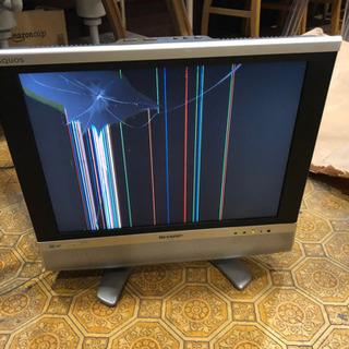 ジャンク 液晶テレビ