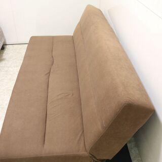 ダメージなどなく、状態は良し中古ソファーベッド