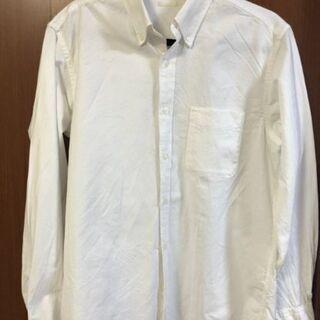 【値下げしました】ジーユー GU シャツ(着用1回)売ります。