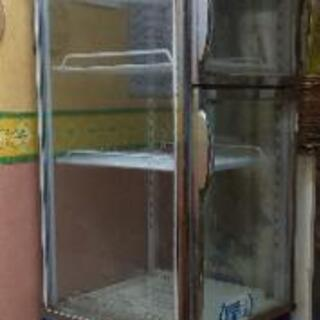 差し上げます♪レトロ♪冷蔵ショーケース − 大阪府