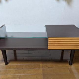 フランフラン リビングテーブル/ローテーブル