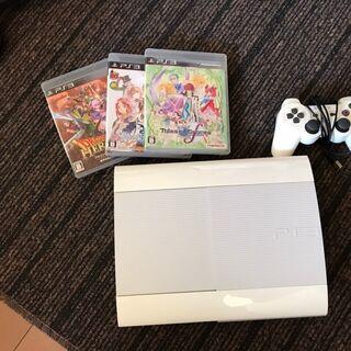 【ネット決済・配送可】PS3 CECH-4200B 純正 コント...
