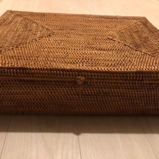 アタ製のボックス