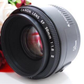 ★全国発送対応★【神レンズ!】キャノン Canon EF 50m...