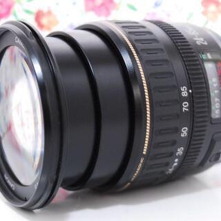 ★全国発送対応★【1台はほしい!広角レンズ】Canon 24-8...