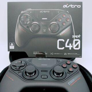 Astro C40TR PS4 PC対応 ゲームパッド ワイヤレ...