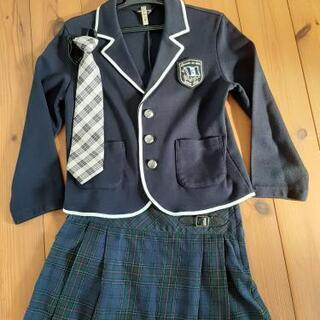 子供用女児スーツ