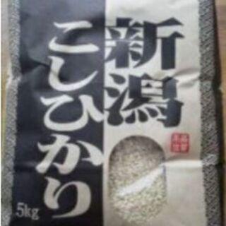 値下げ!新潟県産コシヒカリ玄米