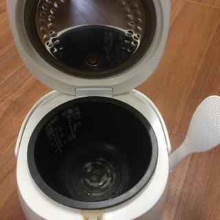TOSHIBA 3合炊 IH炊飯器