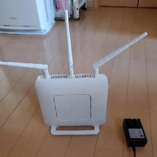バッファロー 無線LAN親機 値下げします❗ - パソコン