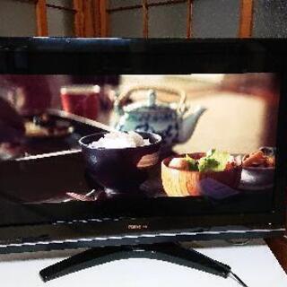 東芝 37型液晶テレビ
