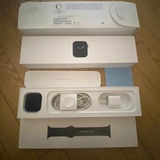 アップルウォッチ5 ほぼ未使用。 Apple Watch