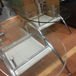 【古物商許可証認証待ち】【1つ¥2000】ガラス テーブル 家具...
