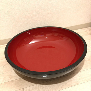 【決まりました】そば打ち、うどんなどに こね鉢 尺8寸(54センチ)