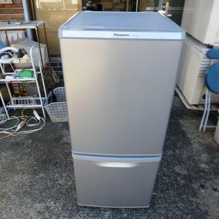 Panasonic パナソニック 2ドア冷蔵庫 NR-B149W...