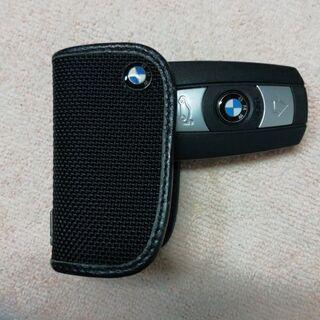 Used  BMW キーケース black